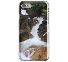 Deception Falls, Washington, USA iPhone Case/Skin