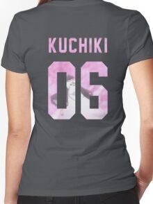 Kuchiki jersey #06 Women's Fitted V-Neck T-Shirt