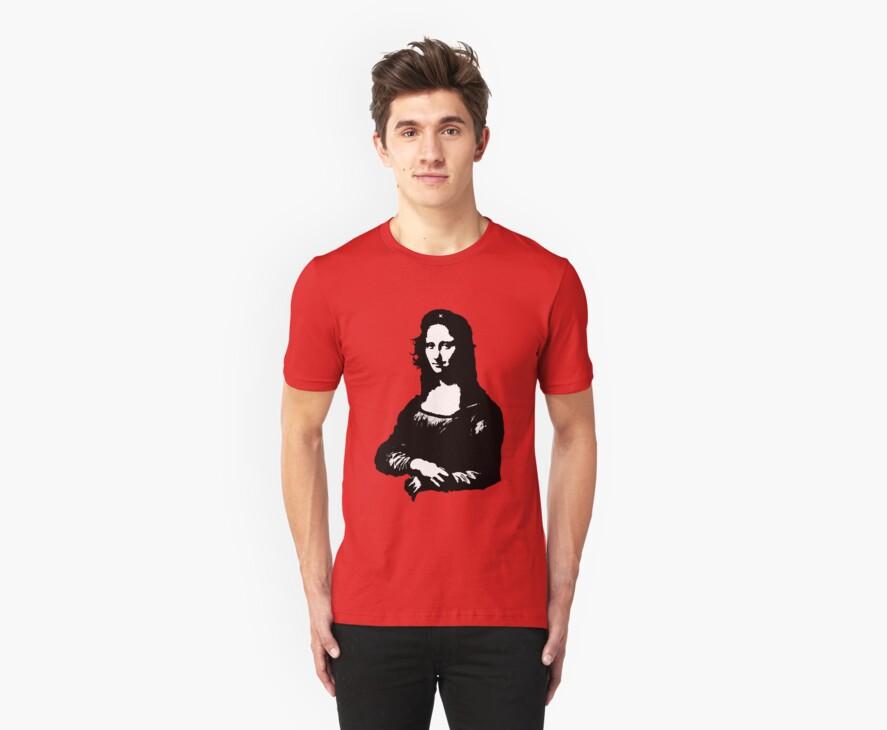 Mona Lisa- Che Guevara Style by cadellin