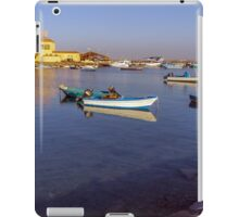 Seaside Resort iPad Case/Skin