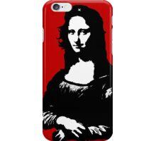 Mona Lisa- Che Guevara Style iPhone Case/Skin