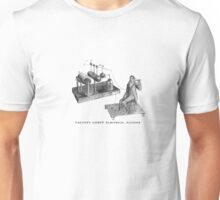 Electrical machine Unisex T-Shirt