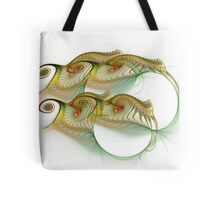 Hippo Madonna and Child Tote Bag