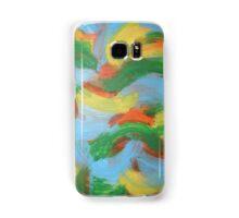Brazil clouds Samsung Galaxy Case/Skin