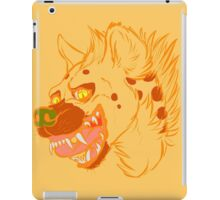Pumpkin Spice iPad Case/Skin
