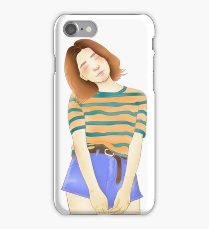 Girl Asian iPhone Case/Skin