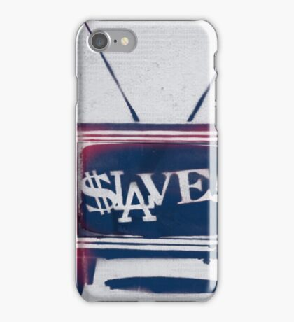 Slave! iPhone Case/Skin