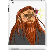 beautiful gimli iPad Case/Skin
