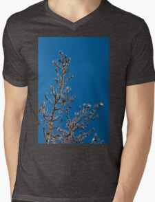 Mother Nature's Christmas Decorations - Ice Jewelry Mens V-Neck T-Shirt