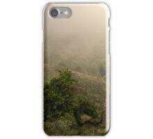 Mohelno hills II iPhone Case/Skin