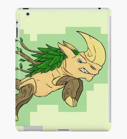 Horn Bash iPad Case/Skin