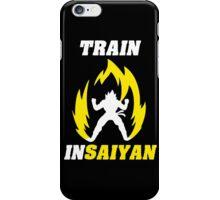 Train Insaiyan iPhone Case/Skin