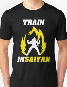 Train Insaiyan Unisex T-Shirt