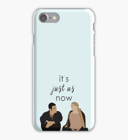 MEREDITH AND ALEX - MERLEX - GREY'S ANATOMY iPhone Case/Skin