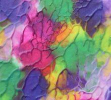 """""""Rosebud"""" original artwork by Laura Tozer Sticker"""