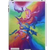 """Hanzi"" original artwork by Laura Tozer iPad Case/Skin"