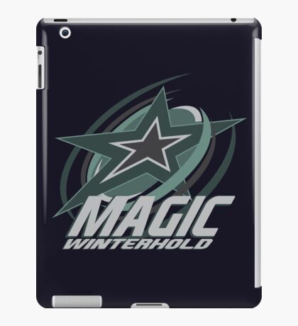 Winterhold Magic iPad Case/Skin