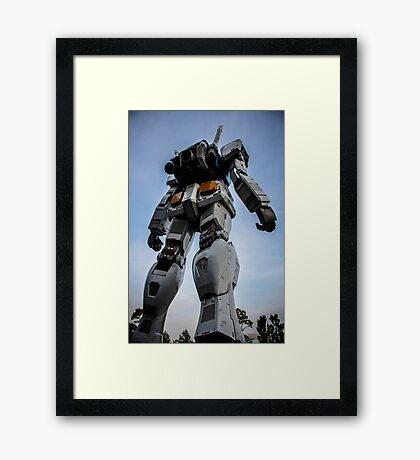 Resolution Framed Print