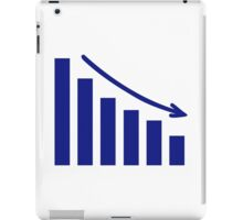 Diagram chart loss iPad Case/Skin