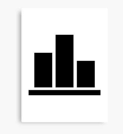 Diagram Chart Canvas Print