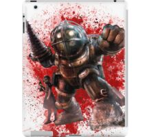 Bioshock Big Daddy And Little Sister iPad Case/Skin