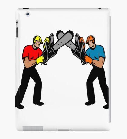 Chainsaw Battle iPad Case/Skin