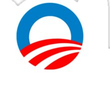 Ebola - Obama's Gift to America Sticker