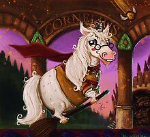 Magical Unicorn by monikagross