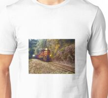 "The ""Skunk"" train Unisex T-Shirt"
