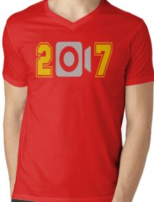 Happy New Years - 2017 Mens V-Neck T-Shirt