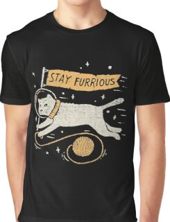 Stay Furrious Graphic T-Shirt