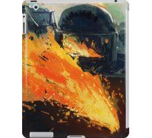 Riot Police by Floris Didden iPad Case/Skin