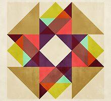 Quilt Block #02 by fieldandsky