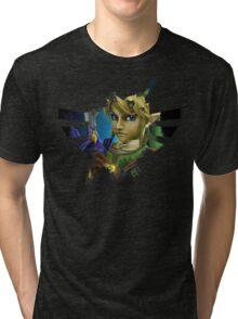Hylian Hero Tri-blend T-Shirt