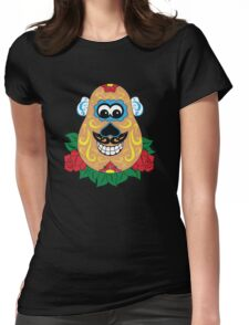 Day of the Spud Womens Fitted T-Shirt