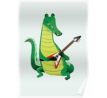 Crocodile Rock Poster