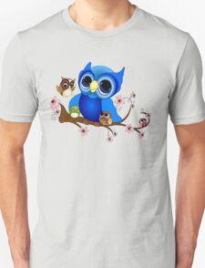 Mother Owl Unisex T-Shirt