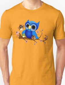 Mother Owl Unisex T-Shirt