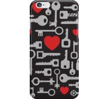 Hearts iPhone Case/Skin