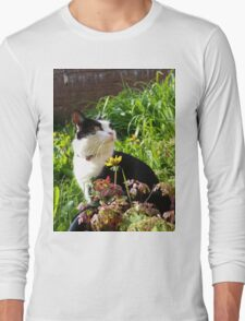 Mary Le Chat Long Sleeve T-Shirt