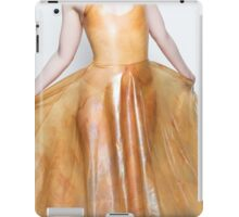 Clear Ballgown iPad Case/Skin
