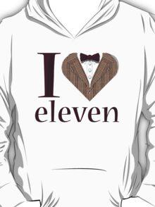 I Heart Eleven T-Shirt