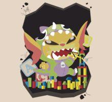Dino Gnar (Vector) T-Shirt