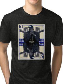 Hip Hop King -- Jay Z Tri-blend T-Shirt