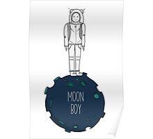 Moon boy Poster