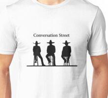 Conversation Street (Mexican Hats) - The Grand Tour Unisex T-Shirt