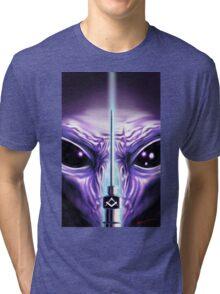 AGENDA1 Tri-blend T-Shirt