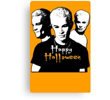 SPIKE: Halloween V1 Canvas Print