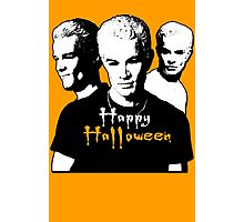 SPIKE: Halloween V1 Photographic Print