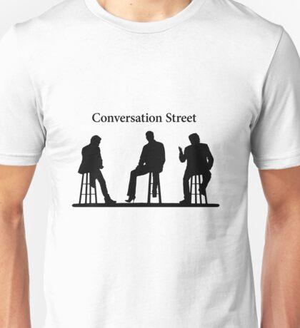 Conversation Street (High Heels) - The Grand Tour Unisex T-Shirt